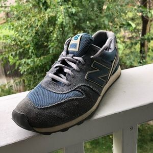 New Balance 696 running shoes!